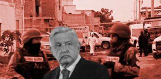 """Ley Garrote, Masacres, militarización de México, así """"serena"""" AMLO el país"""