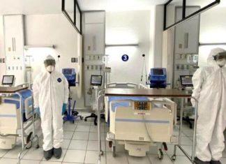 AMLO incremento hospitalario HOSPITALES COVID CACHITOS
