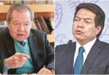 Muñoz Ledo Mario Delgado