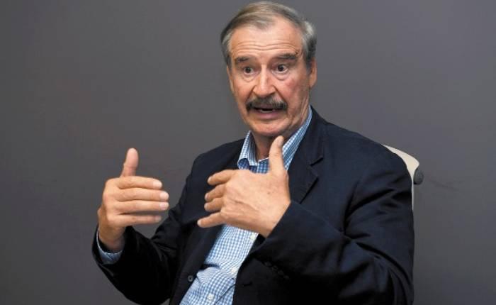 """""""Que alegría para México y los mexicanos"""": Fox ante el regreso de Anaya, Fox Vacuna"""