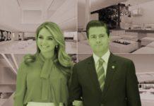 """Mexicanos piden que se rife la """"Casa Blanca"""" de Peña Nieto y Angélica Rivera"""