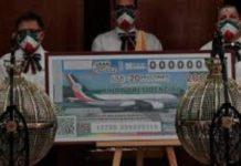 Hospitales del IMSS ganaron premios en la rifa del avión presidencial