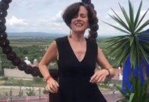 "Denise Dresser cumple y ""perrea"" al ritmo de Maluma (Video)"