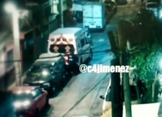 Sicarios matan a un agente de tránsito mientras cenaba con su familia