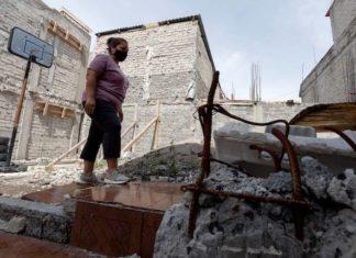 """""""Las autoridades decían: 'quédate en casa, pero ¿cuál casa? si no tenemos donde vivir"""": Damnificado por el sismo"""