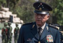 Salvador Cienfuegos AMLO