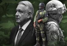 AMLo y el ejército