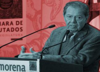 Muñoz Ledo destrozó a Morena