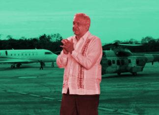 AMLO jet Yucatán