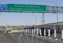 México y EU extienden un mes más el cierre en la frontera terrestre
