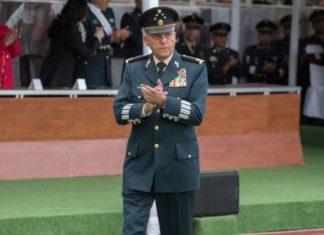 Cónsul de México se entrevistó con Cienfuegos por su estado de salud