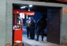 hombre ejecutado Xochimilco