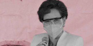 Alcaldesa de Ixtapaluca pide el uso de cubrebocas ante la pandemia