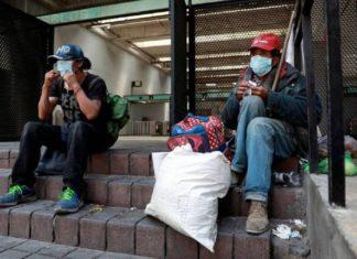 economía caída pobres México