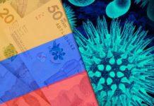 Colombia recesión economía