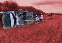 FRENAAA muertos accidente
