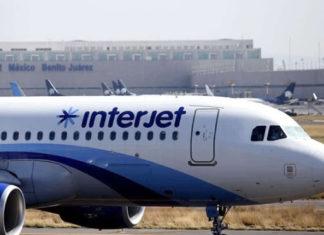 interjet, Interjet cancela sus vuelos