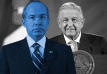 Calderón AMLO, AMLO está en el ranking de los peores mandatarios, Calderón criticó comentarios racistas del Presidente de Argentina, pero AMLO lo justificó