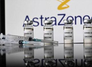Primer embarque Vacuna de AstraZeneca