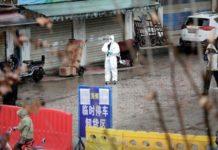 OMS mercado Wuhan