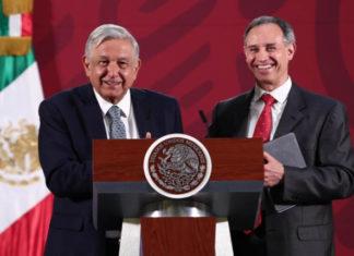 López Obrador López-Gatell