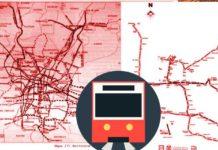 Metro de la CDMX 17 líneas