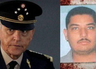 Francisco Patrón Sáncez y Salvador Cienfuegos