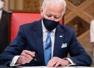 Biden frena la salida de la OMS