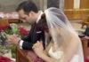 funcionaria boda Sheinbaum
