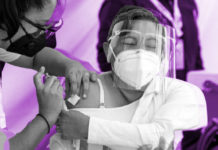 mujeres afectadas vacuna Pfizer