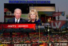 Biden Super Bowl