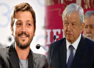 En redes critican a Diego Luna y Gael García por recibir dinero de Calderón y EPN