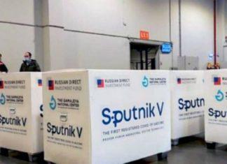 Rusia México Sputnik V