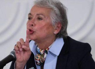 Segob Sánchez Cordero pide mantener el respeto