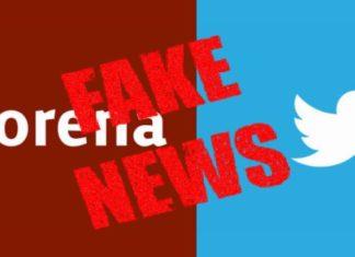 Morena difunde Fake News
