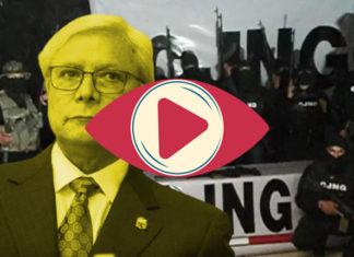 CJNG amenaza muerte Bonilla