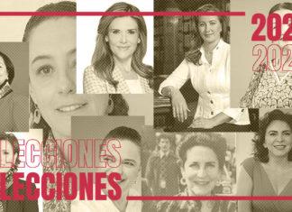 Gobernadoras México