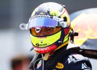 F1 Checo Pérez