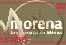Candidatos de Morena pierden el apoyo