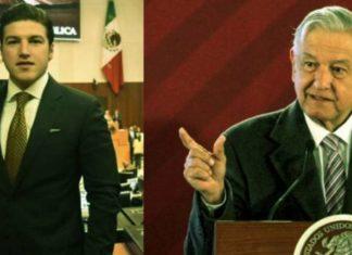 Samuel García amigo de AMLO,AMLO consentirá a Samuel García con recursos federales ¿Qué le debe?