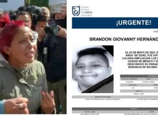 Madre de Brandon Giovanni demandará al Metro