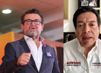 """""""Montaje"""": Ricardo Bours sobre supuesta detención de Mario Delgado por sujetos armados"""