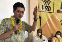 El PRD exige la liberación del candidato Rogelio Franco,Derrota para el PRD en Sán Lázaro, no lograron registrar a Rogelio Franco por proceso penal