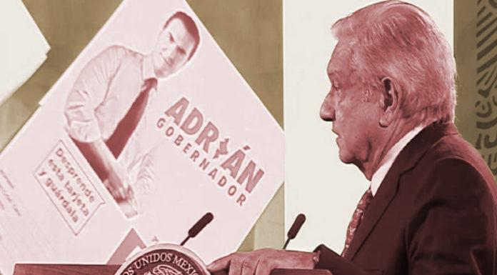 FGR investiga a Adrián de la Garza