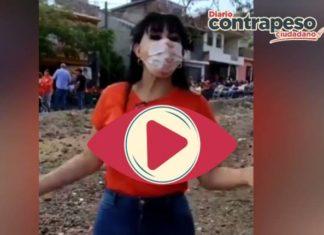 Este fue el último video que grabó Alma Barragán, candidata de MC, antes de ser asesinada (Video)