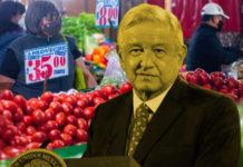 inflación AMLO,Inflación en México tiene nuevo máximo, no se veía desde 2017