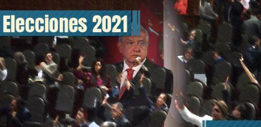 Morena no obtendrá mayoría Calificada en la Cámara de Diputados