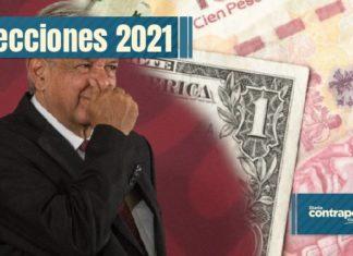 Derrota de Morena en la Cámara de Diputados impulsó al peso frente al dólar