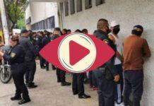 En Iztacalco detuvieron a 15 que causaron disturbios en casillas electorales (Video)