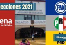 """Va por México también recuperó el llamado """"corredor azul"""" en Edomex"""
